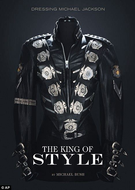 the king of style 1608871517 quot the king of style dressing michael jackson quot artbook di michael bush michael jackson