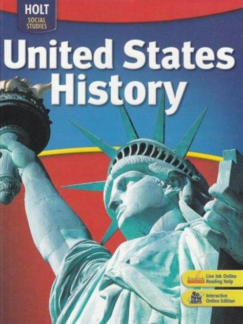 history book united states holt united states history student edition 2007 rent