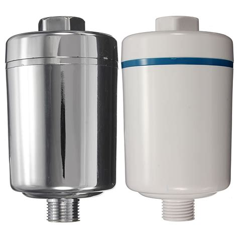 overvalue in line chlorine shower filter faucet