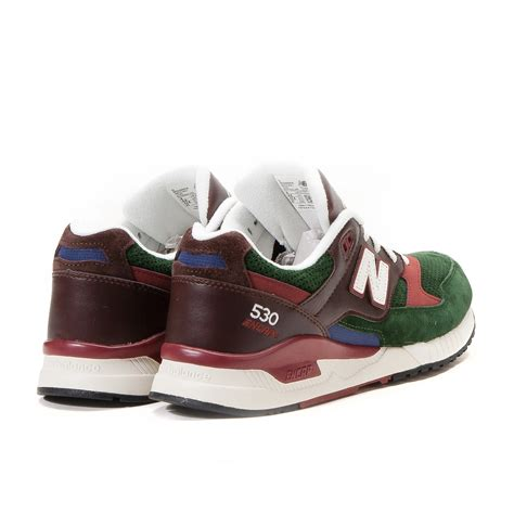 New Balance 6 new balance m 530 rwa brown green 468221 60 6