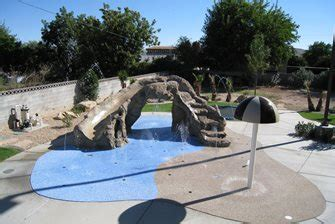 backyard splash pad cost residential splash pads landscaping network