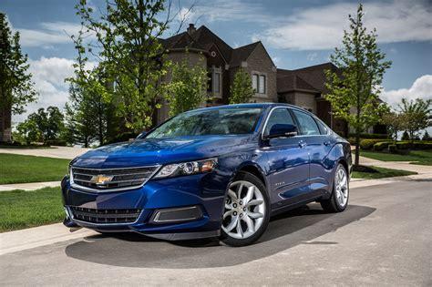 chevrolet impala reviews  rating motor trend