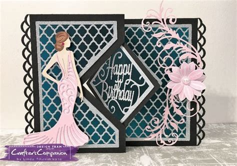 Kinetic Swing Card Template by 25 Best Crafters Companion Cards Ideas On