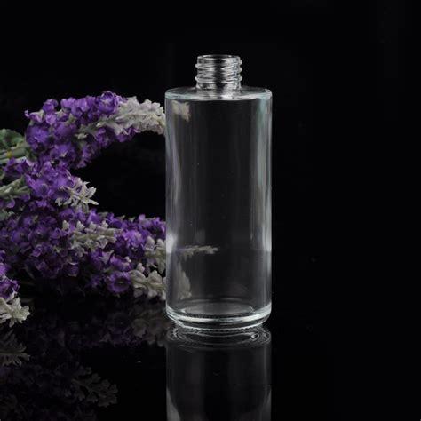 Minyak Wangi Qu Putih botol minyak wangi lurus botol kaca pembekal