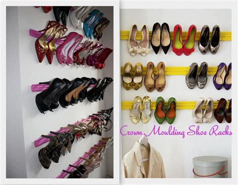diy shoe rack for closet my closet vision board my of style my