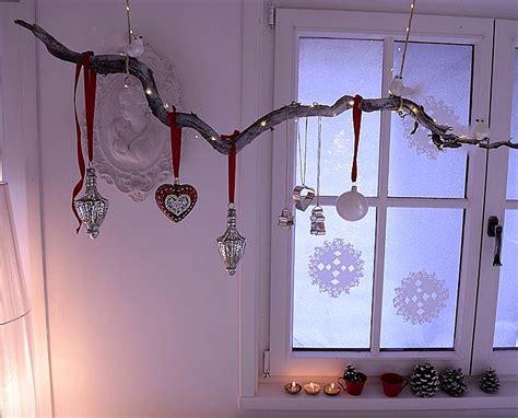 Fensterdeko Selber Machen Weihnachten by Weihnachtliche Fensterdeko Selbermachen Sch 246 N Bei Dir By