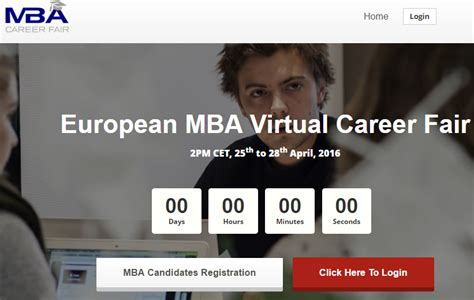 Lancaster Mba Employment Report by Connect Your Students With The Right Employers European