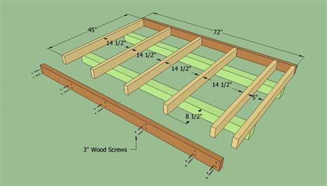 build  lean  shed howtospecialist