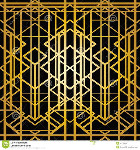 geometric pattern photography art deco geometric pattern stock photo image 36417710