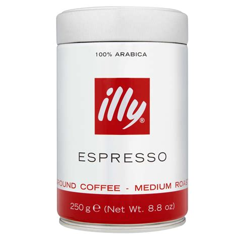 Illy Ground Coffee   Mali Coffee Services