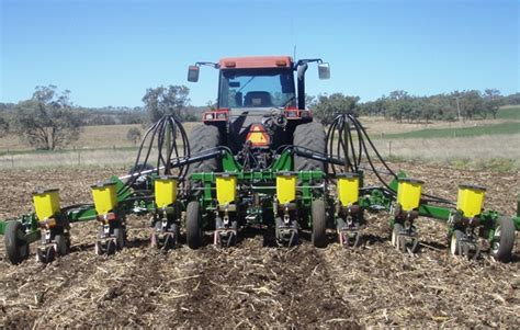 Planters Equipment by Row Crop Precision Planting Equipment Planters Norseman