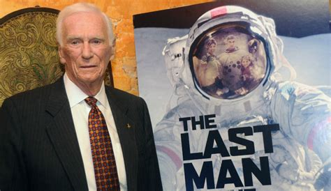 bid adieu bid adieu gene cernan last astronaut to flatten moon