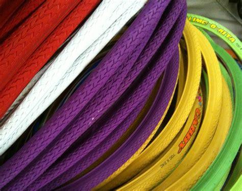 tire color fixie pops color tires