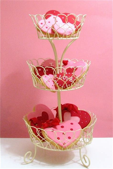 heart decorations home 28 cool heart decorations for valentine s day digsdigs