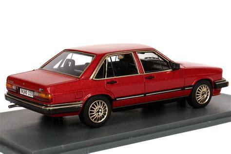 Audi 200 5t by Audi 200 5t Typ 43 Rot Met Neo Scale Models 44320 Bild 5