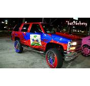 HAITIAN Chevy Tahoe Lifted On 30 DUB Skirt Azzmackas Floaters  1080p
