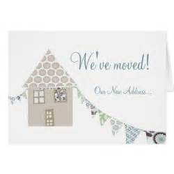 moving house greeting card zazzle