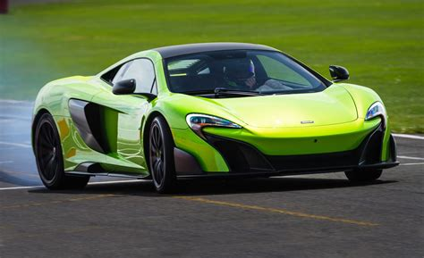 Mclaren P1 Msrp by 2016 Mclaren 675lt Drive Review Car And Driver