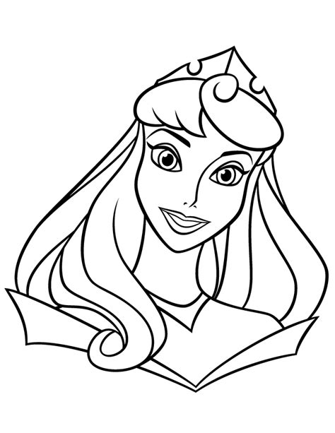 Big Princess Aurora Coloring Page H M Coloring Pages Big Printable Coloring Pages