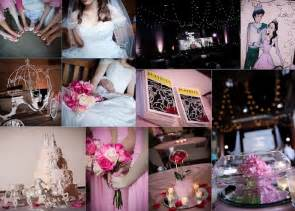 The disney themes are easiest to incorporate in weddings the