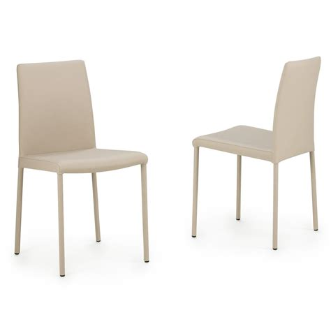 sedie in pelle prezzi arredaclick sedie in pelle 6 modelli e 6 prezzi
