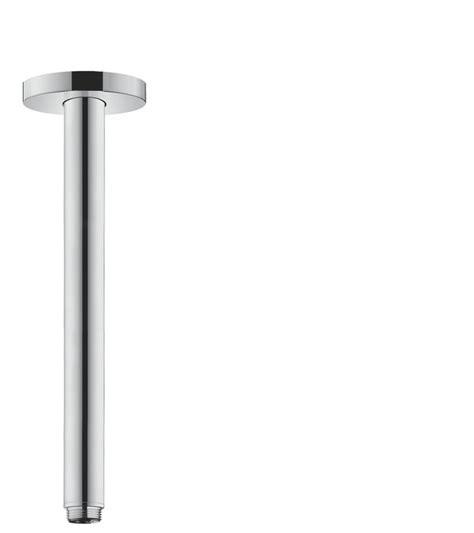 fissaggio a soffitto hansgrohe accessori fissaggio a soffitto s da 300 mm