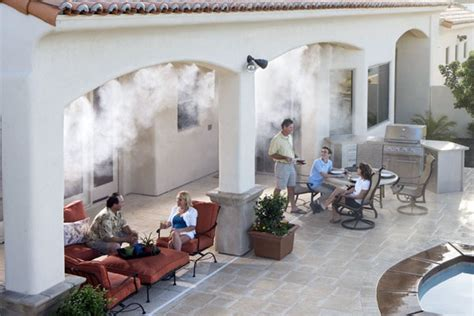 Best Patio Misting System by Patio Mister Systems To Fit Any Budget