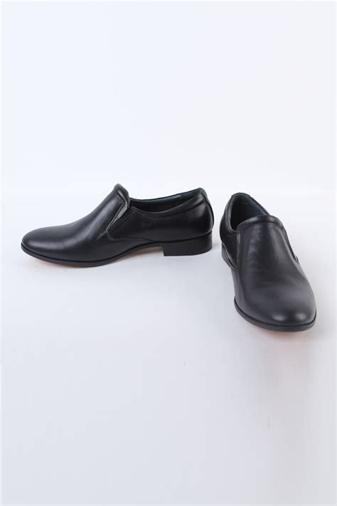 formal black leather shoes yalycouture