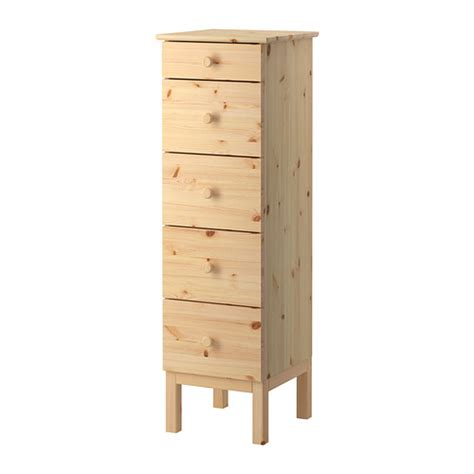 tarva chest with 5 drawers ikea