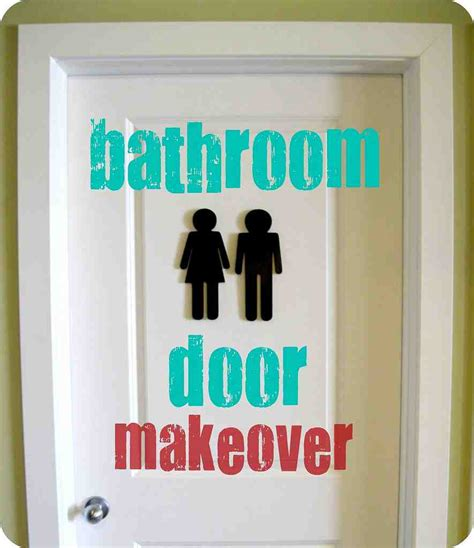 bathroom and toilet door signs bathroom door signs pilotproject org