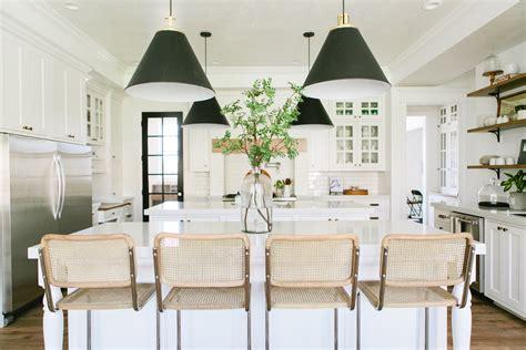 the modern farmhouse project kitchen breakfast nook