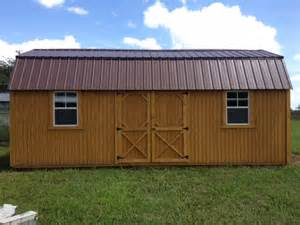 rent to own barn portable buildings rent to own no credit check