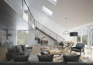 linving room two story living room interior design ideas