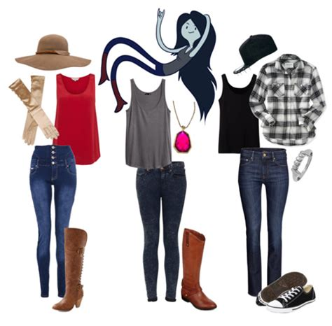 Costumes From Closet Ideas by Epic Everyday Let S Get Trapped In Marceline S
