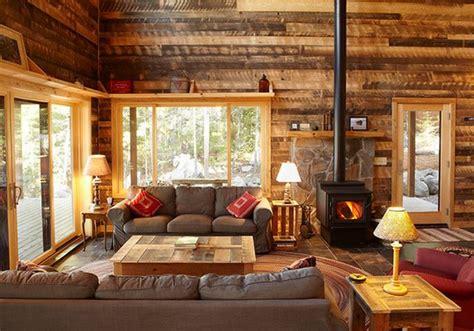 Log Cabin Mansion Floor Plans by Bois D 233 Coration Int 233 Rieur Deco Maison Moderne
