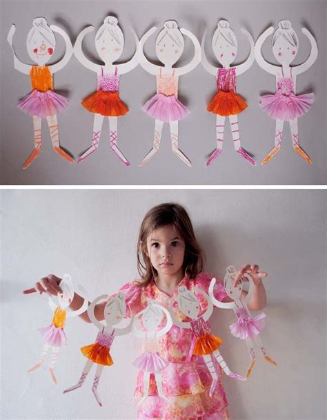 Paper Dolls Chain - best 25 paper doll chain ideas on on the doll
