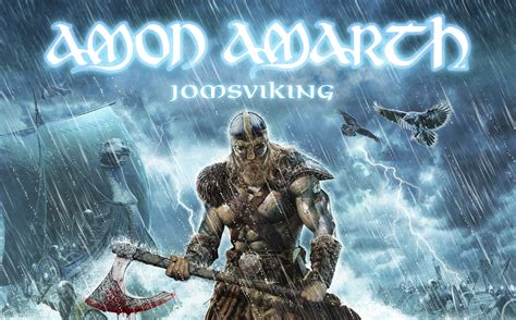 best of amon amarth album review jomsviking amon amarth
