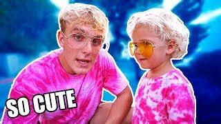 jake paul breed cutest kong and logan paul moments compilation