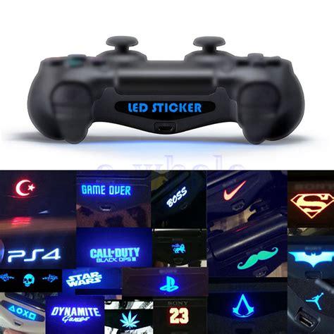 Ps4 Controller Lightbar Aufkleber by 40 Aufkleber F 252 R Ps4 Playstation 4 Controller Led