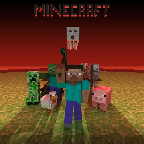game wallpaper mobile9 download minecraft logo 2048 x 2048 wallpapers 4599476