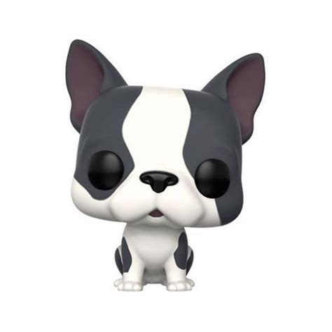 Funko Pets Gray Bulldog 11253 toys pop pets dogs bulldog grey and white funko funko pop