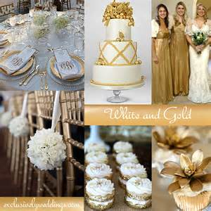 and white wedding add to your wedding with gold 5 dazzling combinations exclusively weddings