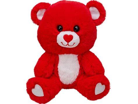 First Home Housewarming Gift red teddy bear