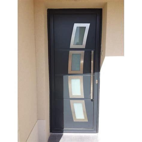 porta d porte d entree en aluminium achat vente porte d entr 233 e