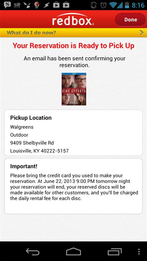 redbox app for android ui problems with the redbox android app by eric lathrop