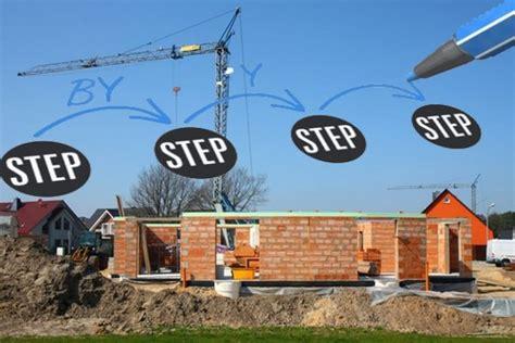 Haus Bauen Erste Schritte by Einfamilienhaus Rohbau Erstellen Schritt F 252 R Schritt