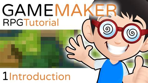 tutorial video game game maker rpg tutorial versi on the spot