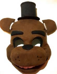 Fnaf Freddy Mask » Home Design 2017
