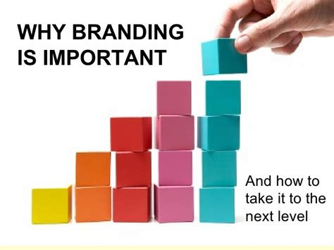 Why Mba Is Necessary by Why Branding Is Important
