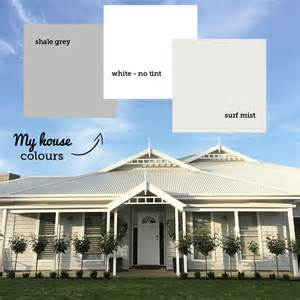 house colours 10 weatherboard house colours